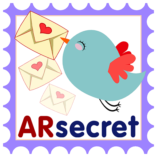 ARsecret Postcards